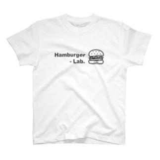 Hambuger Lab. 2 T-shirts