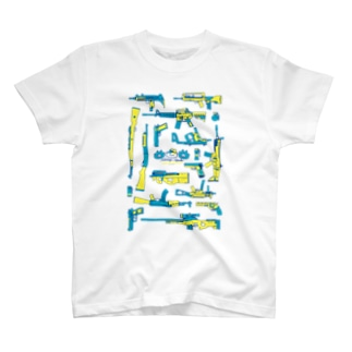 ミリにゃんTシャツ T-shirts