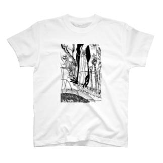 パンデモニウム T-shirts