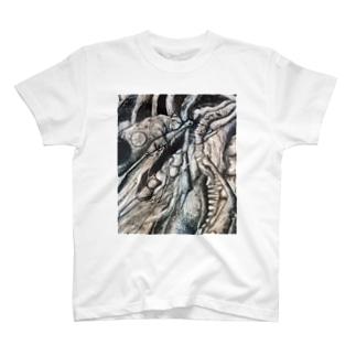 オルガネラ T-shirts