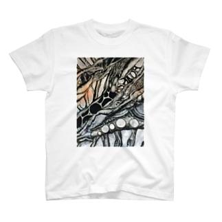yosixworksのオルガネラ2 T-shirts