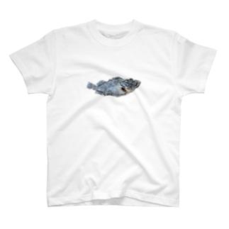 ひからびたさかな T-shirts
