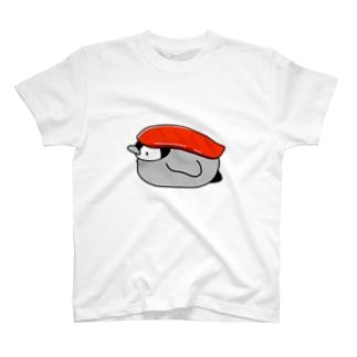 お寿司なペンちゃん改 T-shirts