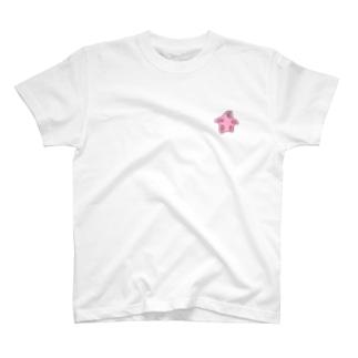 へばりつくひとで T-shirts
