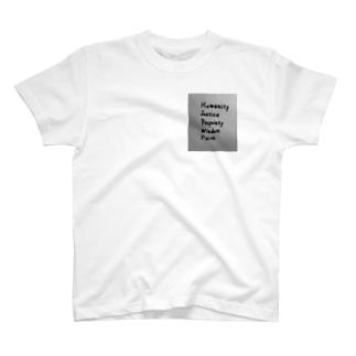 PWL gojyo- T-shirts