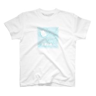SWIMなうさちゃん T-shirts