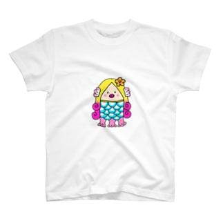 アマビエさま3 T-shirts