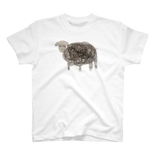 ひつじさん T-shirts