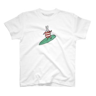 うさぎサマー T-shirts
