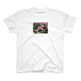 ばらのお花ちゃん T-shirts