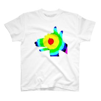 ハンドドック T-shirts