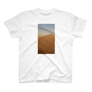 サハラ砂漠 T-shirts