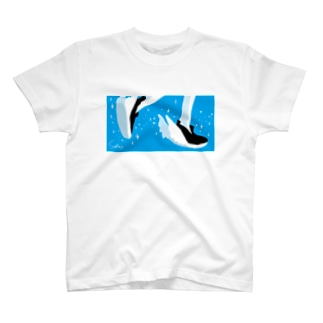 ANGEL SHOES T-shirts