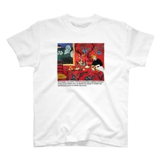 アンリ・マティスTシャツ T-shirts