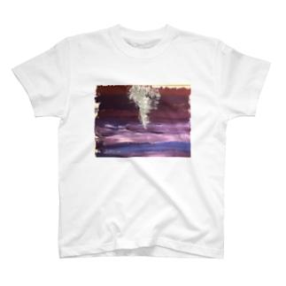 「狼煙」 T-shirts