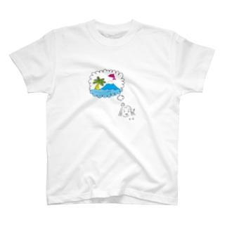 思いついたクリス T-shirts