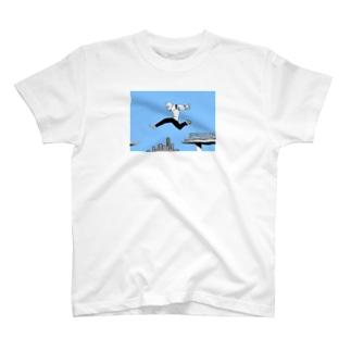 レオン堂のSky Walker T-shirts