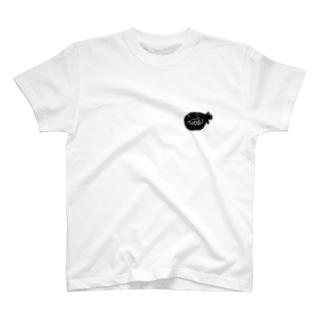 FuguT 胸ワンポイント T-shirts