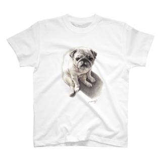 パグ2 T-shirts