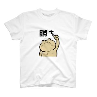 カチネコ T-shirts