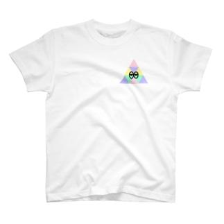 サンカクん T-shirts