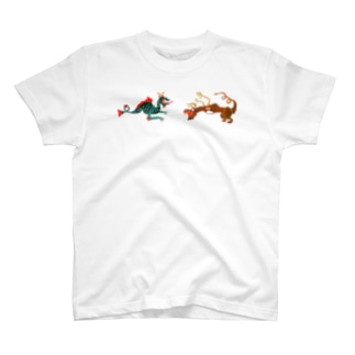 西洋の竜 T-shirts