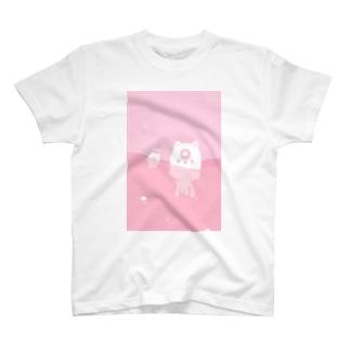Liquid_クラネ T-shirts