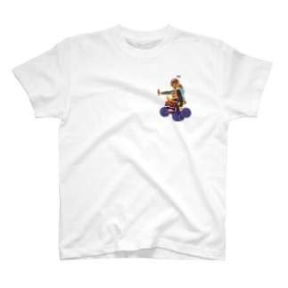 JUNK TOY1 T-shirts