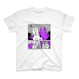 よだれねこ2020B T-shirts