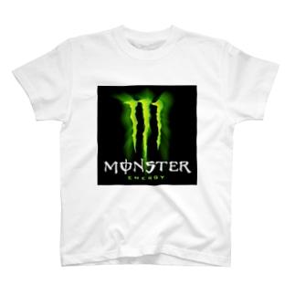 モンエナ T-shirts