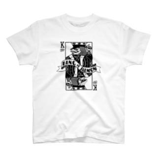 キングサーモン T-shirts