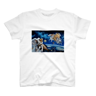 Angelcatsからの恵み。 T-shirts