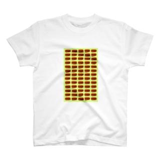 とんかつ(緑) T-shirts