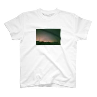 PHOT よあけ T-shirts