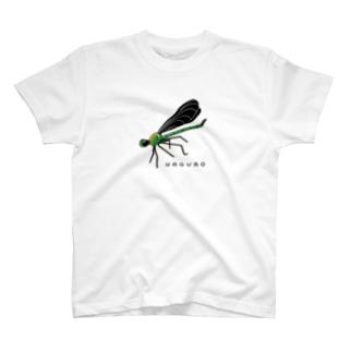 ハグロトンボ T-shirts