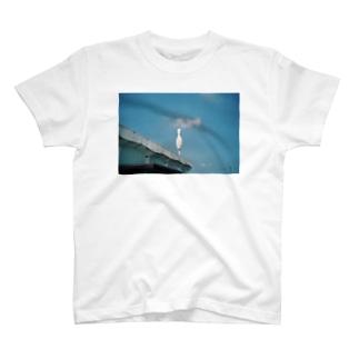 王冠Tシャツ T-shirts