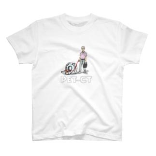 PET CT T-shirts