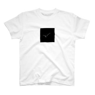 kimiのものロゴ T-shirts