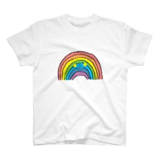 虹さん T-shirts