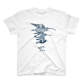 シギチ T-shirts