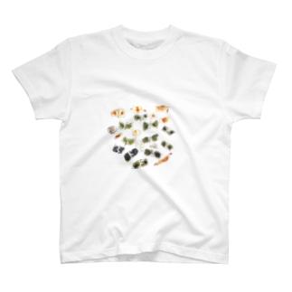 オデン T-shirts