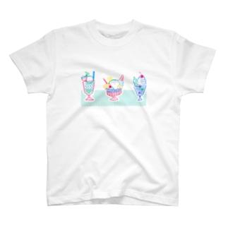 パフェ~ T-shirts