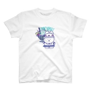 パフェとうさちゃん T-shirts