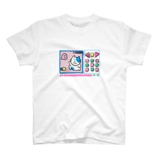 ピコぽこゲ~ム T-shirts