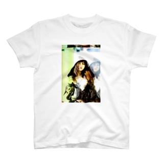 美女T九州 No.65 @fabro_tazumi T-shirts