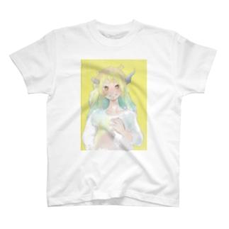 可愛い女子 T-shirts