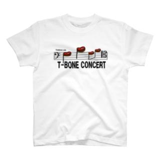 T-BONE CONCERT T-shirts
