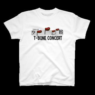decoppaのT-BONE CONCERT T-shirts