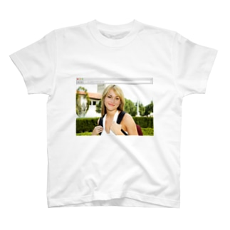 Parked Domain Girl T-shirts
