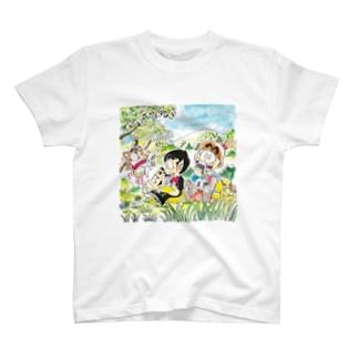 【コラボ】モンスターキッズみずきちゃん T-shirts